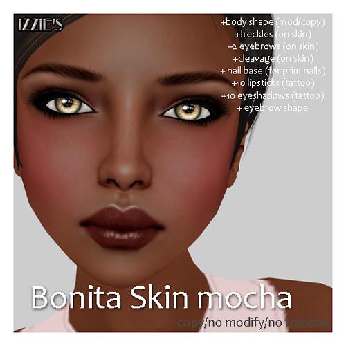 Bonita Skin mocha