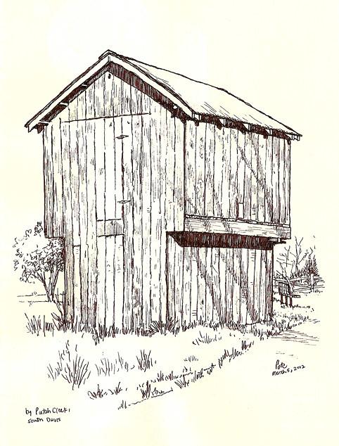 grain silo south davis
