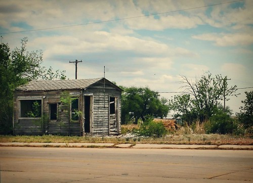 Silent Watcher. Texola, OK, Route 66 USA. Photo copyright Jen Baker/Liberty Images; all rights reserved.