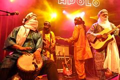 Malijská skupina Tinariwen