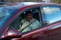 Mr. Joe Wilson, Kingville Resident