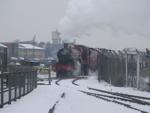 Hogwarts Express, Taigh-tasgaidh Nàiseanta na Rèile, York.