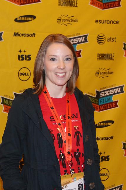 Me at SXSW 2012