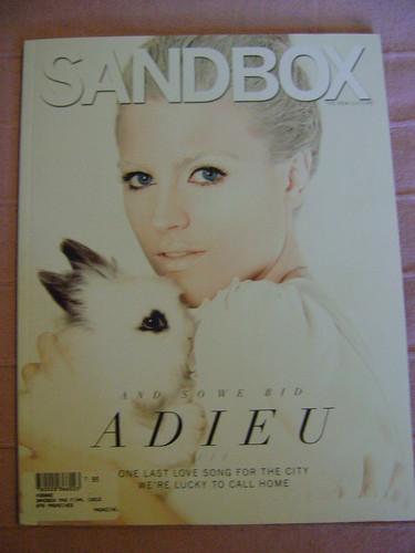 Sandbox cover