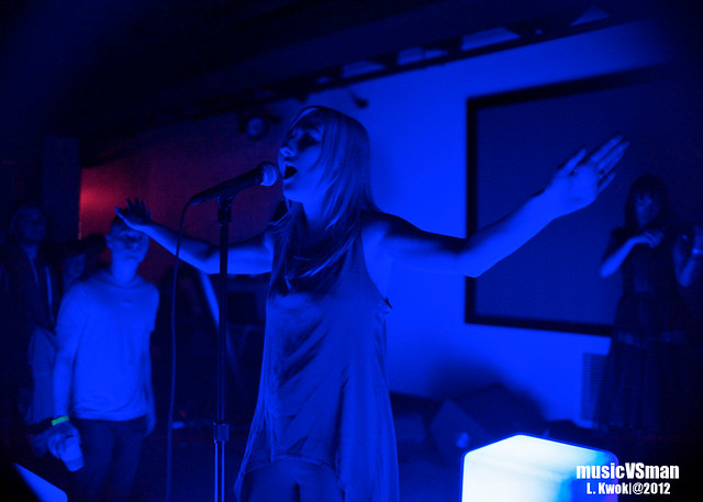 Zola Jesus @ The Luminary Arts