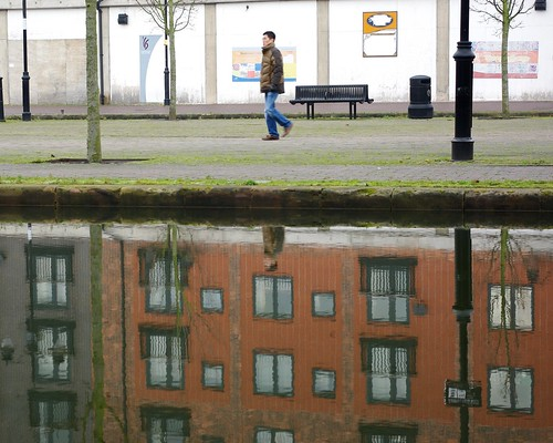 20120129-28_Coventry_Reflections at The Canal Basin by gary.hadden