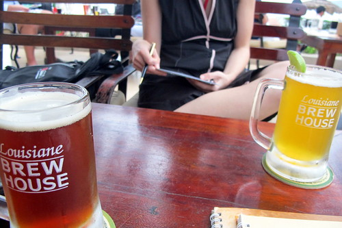 Louisiane Brewhouse Beer