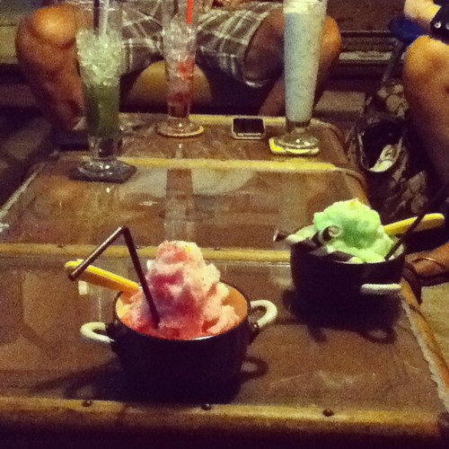 Ice Cream @Cimelio Coffee