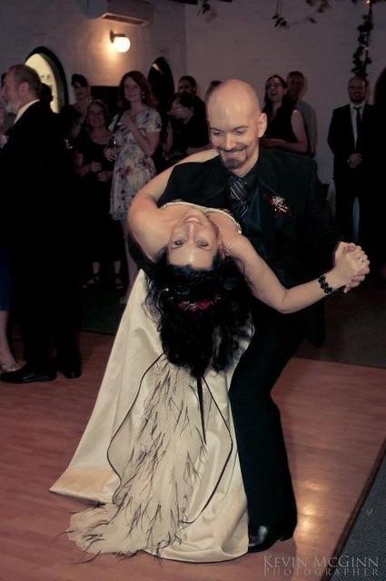 Don't Drop the Bride!