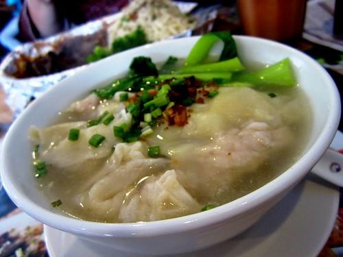 NoodleHouse wanton soup 1