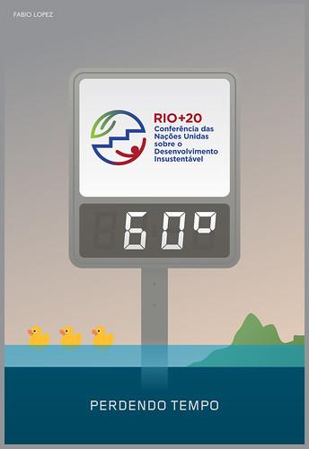 Rio + quente
