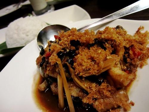 Payung fish rice
