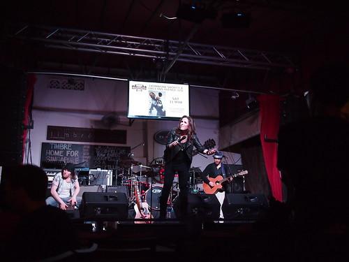Sandi Thom at Timbre, Substation, Singapore