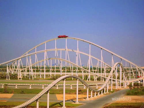 Formula Rossa, Ferrari World