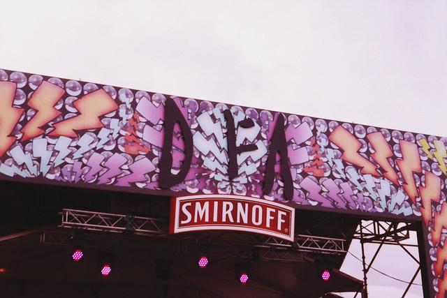 DFA Stage @ Future Music Festival