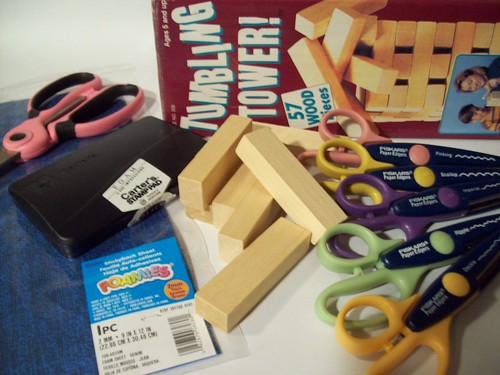 supplies for stamp making