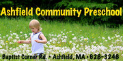 Ashfield Community Preschool