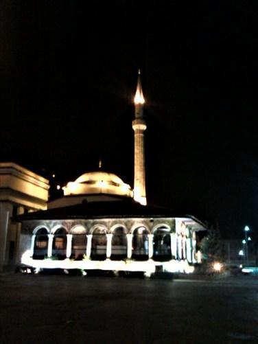 Mosque in Tirana