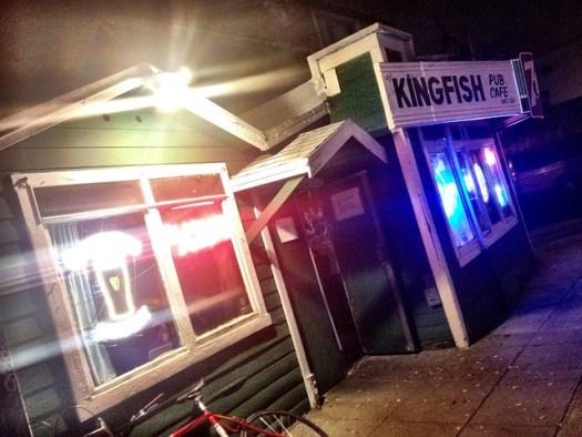 Kingfish Pub in Oakland