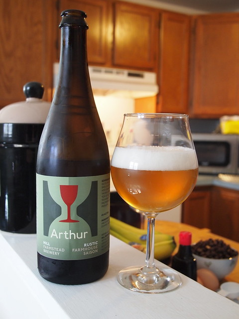 Arthur - Hill Farmstead Brewery, Greensboro, VT