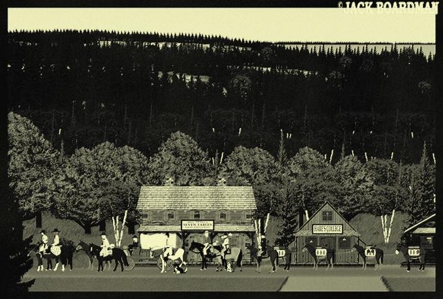 Next stop Grand Marais ©2012 Jack Boardman
