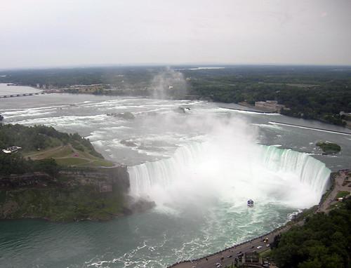 Niagra Falls - Canadian Side by drobi_123