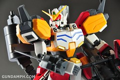 MG 1-100 Gundam HeavyArms EW Unboxing OOTB Review (79)