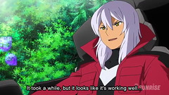 Gundam AGE Episode 17  Friendship and Love and Mobile Suits Youtube Gundam PH (11)