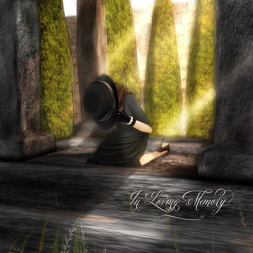 In Loving Memory by zayra ametza