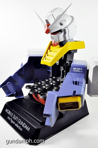 MSG RX-78-2 Bust Type Display Case (Mobile Suit Gundam) (43)