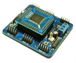 MikroAVR dengan ATmega128 - NEXT SYSTEM Robotics Learning Center