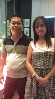with Mr. Jaime creative director at Headzone