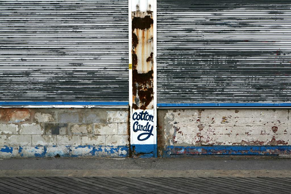 Off-season Coney Island