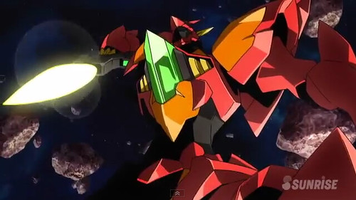 Gundam AGE Episode 20 The Red Mobile Suit Screenshots Youtube Gundam PH (31)