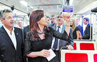Inauguración: Cirigliano-Cristina-Schiavi