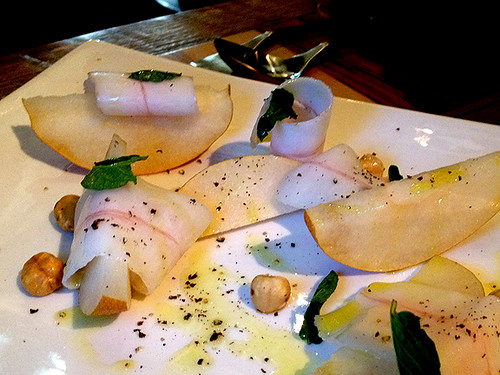 PiGG's Asian Pears & Lardo, Umamicatessen