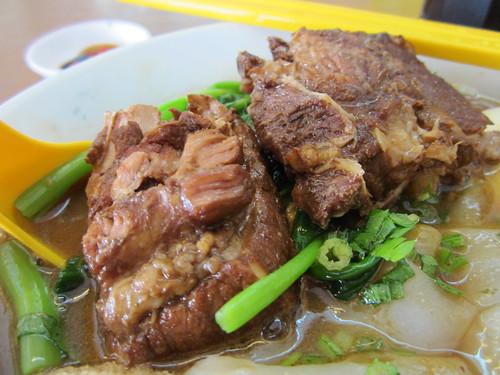 HaoKeLai pork noodles 2