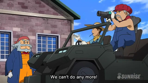 Gundam AGE Episode 17  Friendship and Love and Mobile Suits Youtube Gundam PH (8)
