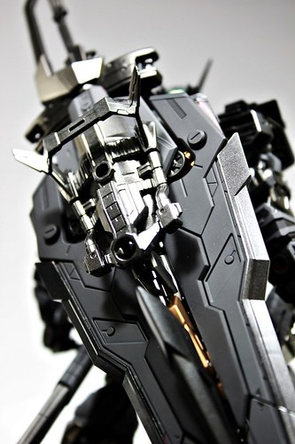 Stealth Version Gundam Astray Custom Painted Build (9)