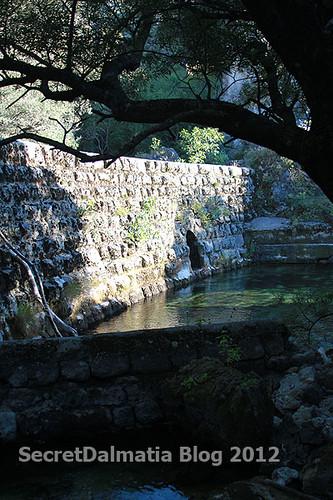 Zrmanja river spring