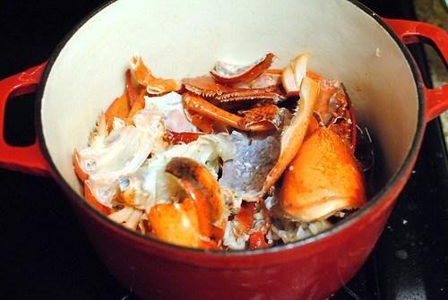 shellfish stock