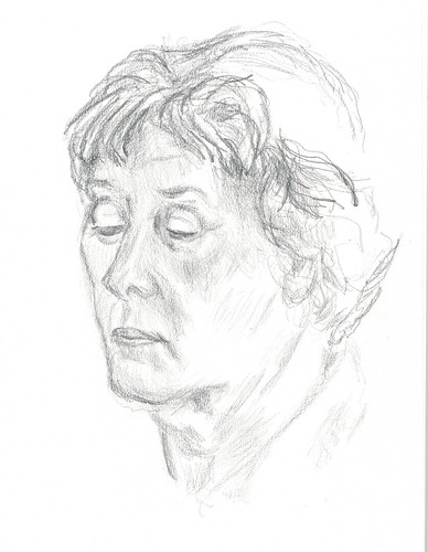 Kristine Henshaw by husdant