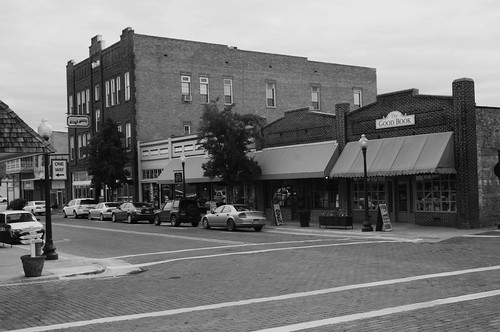 Downtown Nacogdoches