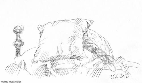 Too many cushions