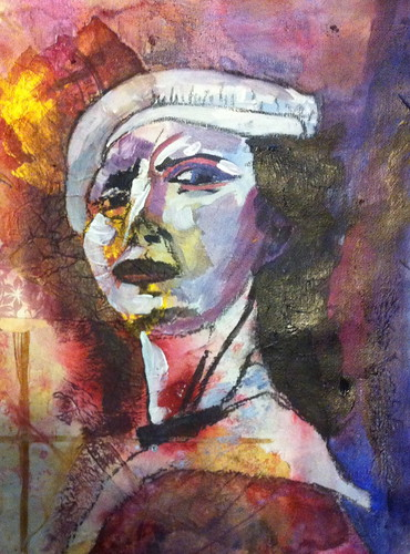 Quick painting sketch Mar 18 2012