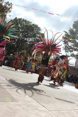 Aztec Dancer at Olvera Street