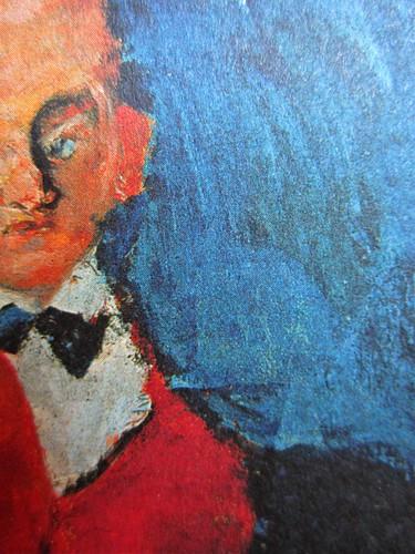 Maurice Sachs, Il Sabba, Adelphi 2011. [Resp. grafica non indicata]. Copertina (part.), 5