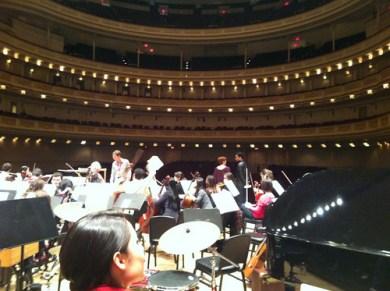 Carnegie Hall (Carnegie Mellon Philharmonic)