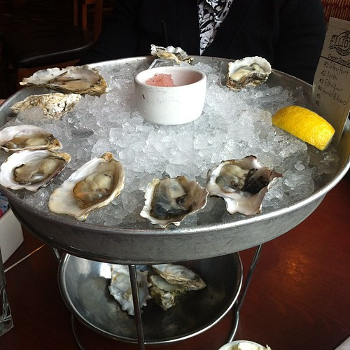 Sampling the bounty of Puget Sound