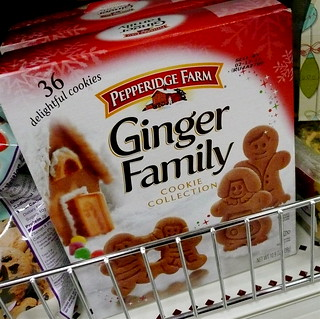Ginger Family cookies - need we say more..?